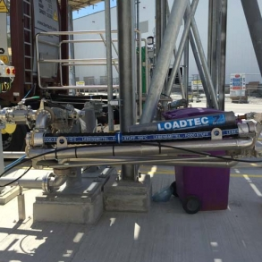 Loadtec Tanker Loading Arm