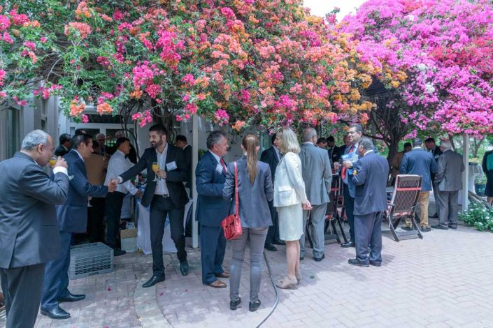 The British Consul General's Residence in Dubai