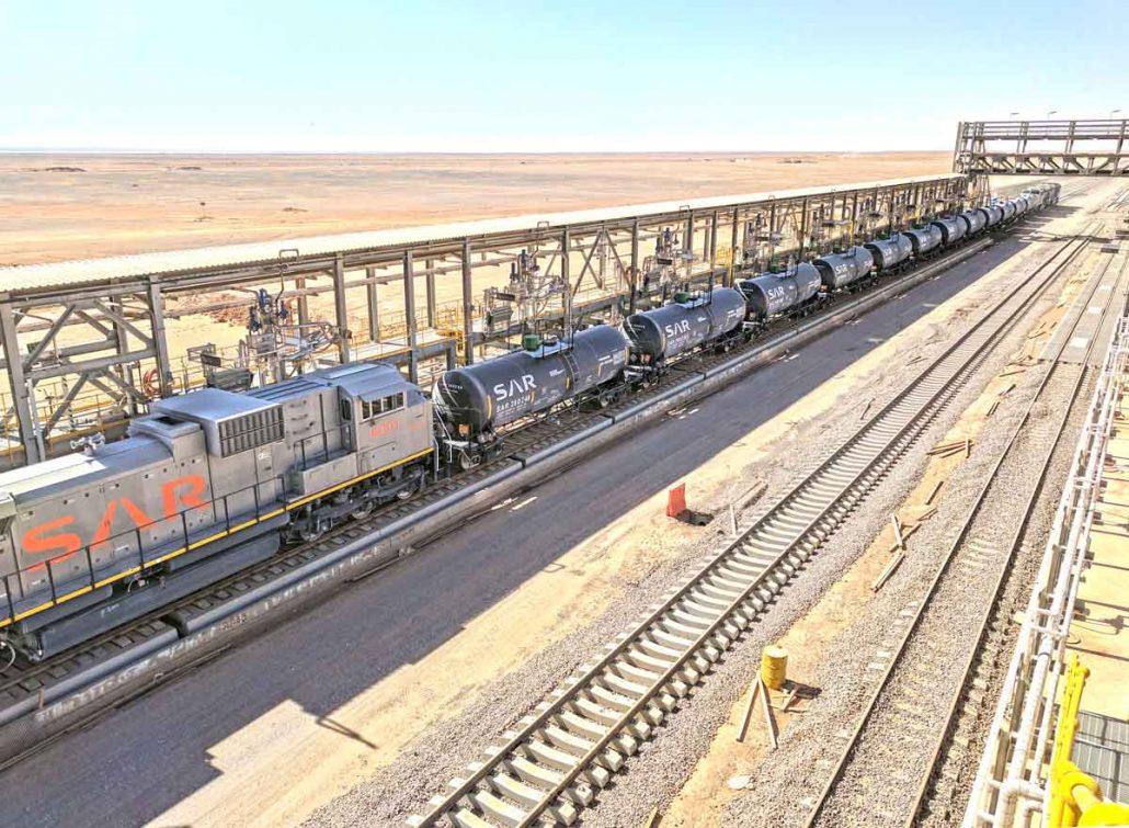 Carbis Loadtec Rail Loading - KSA