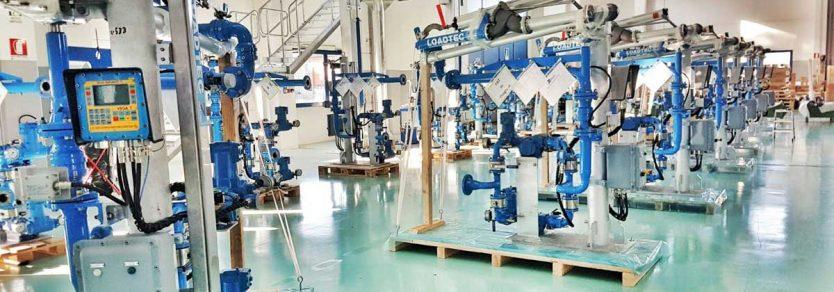 Carbis Loadtec Factory Visit - Equipment Undergoing Factory Acceptance Test (FAT)