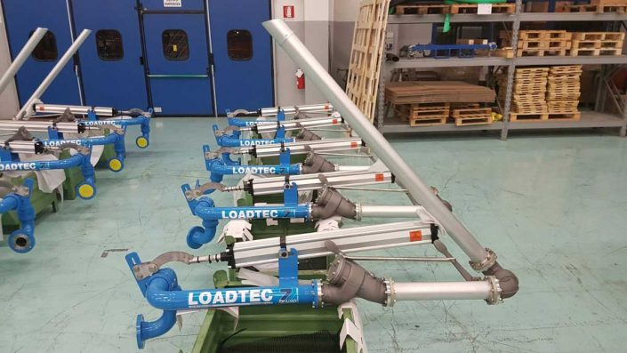 Loadtec Zip-Load Factory Visit - Loading Arms Being Assembled