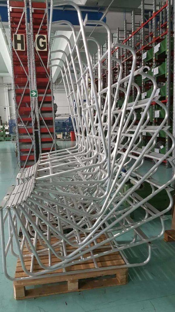 Loadtec Zip-Load Factory Visit - Equipment