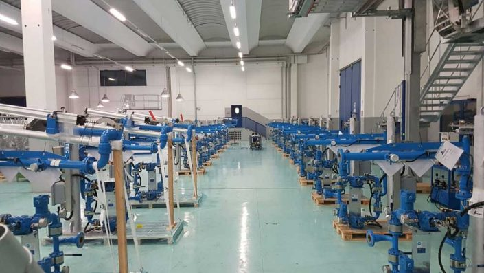 Loadtec Zip-Load Factory Visit - Equipment Almost Ready for Shipping