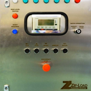 Loadtec / Zip-Load Control Box - Front View