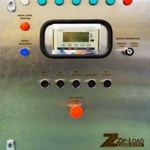 Loadtec / Zip-Load Control Box - Front View