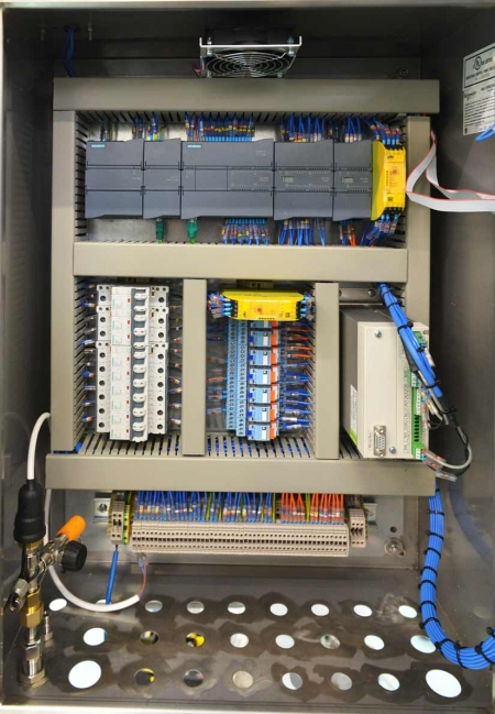 Loadtec / Zip-Load Control Box - Inside View