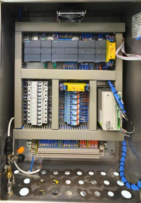 Loadtec / Zip-Load Control Box - Inside View