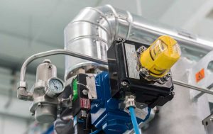 Loadtec Zip-Load Detail View on Control Valve Position Indicator