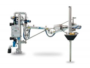 Carbis Loadtec Integrated Meter Skid Atex Control System & Telescopic Top Loading Arm