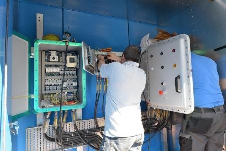 Loadtec Meter Skid Solutions - Control Panels