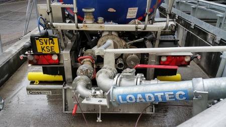 Loadtec Chemical Bottom Loading Arms