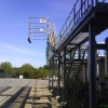 Carbis Loadtec Track Mounted Gangways - Installed in Sweden
