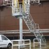 Carbis Loadtec Standard Dual Sided Platform - Installed in West London