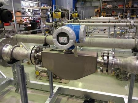 Loadtec LPG Meter Skid Solutions