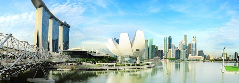 Loadtec has Distributors around the World, including Singapore shown here
