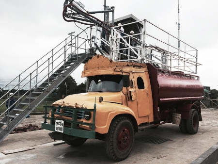 Loadtec Top Loading (Chemical) with Standard Arm - Installed in Bangladesh