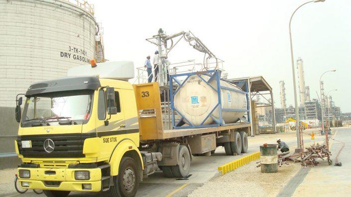 Loadtec Tanker Loading Station