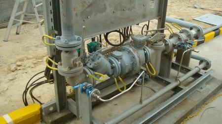 Loadtec Meter Skid Solutions - Installed in Saudi Arabia