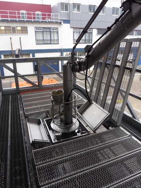 Loadtec Loading Arm Heated Systems