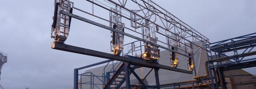 Carbis Loadtec Large Safety Cage System - Finland