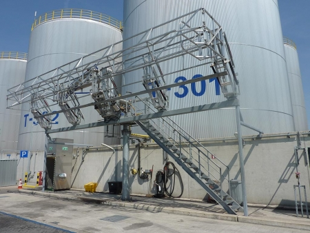 Loadtec Large Cage Safety Solution - Installed in The Netherlands