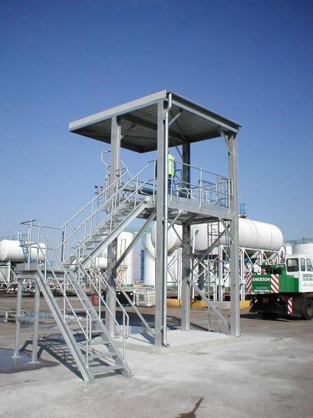 Loadtec Standard Platforms