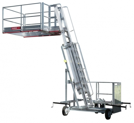 Loadtec TC10 Mobile Access Cart Side Mount