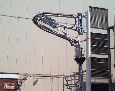 Loadtec Top Loading (Chemical) Arm