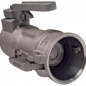 Loadtec Kamvalok Dry-Disconnect Couplings