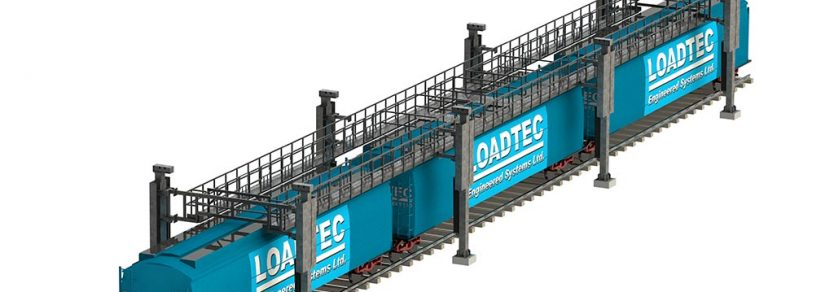 Carbis/Loadtec urea loading system for rail cars