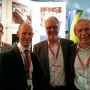 The Loadtec team at the Tank Storage Association Conference and Exhibition 2015 in Coventry, UK