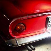 Carbis Loadtec visits the Righini Museum in Bologna which houses this vintage Ferrari car