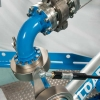 Carbis Loadtec LPG Arms - Close up in Factory