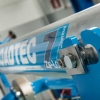 Carbis Loadtec LPG Arms - Close up of logo in Factory
