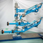 Carbis Loadtec LPG Arms - Front View in Factory