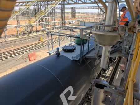 Loadtec Railcar Access 3