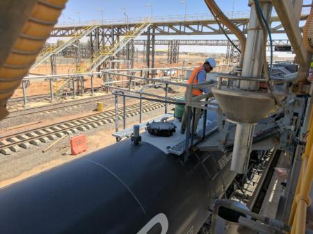 Loadtec Railcar Access 4