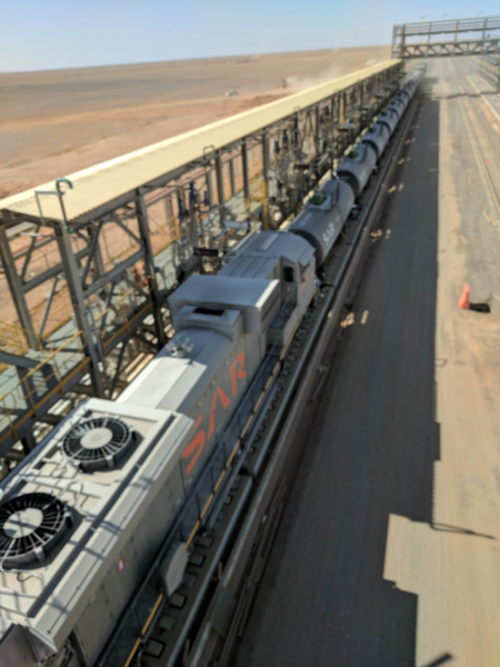 Loadtec Railcar Access 7