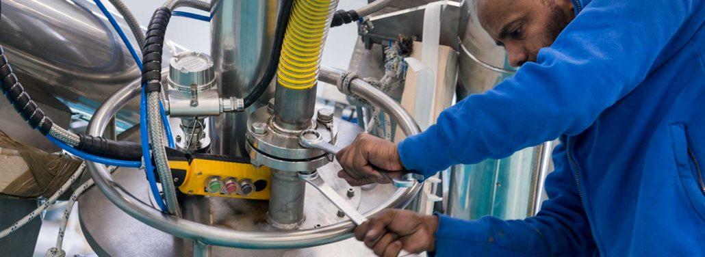 Zip-Load Engineer at Work