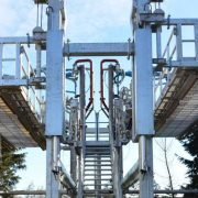 Loadtec - Award Finalist - Back To Back TCEN4 Tanker Access System With Top Loading Arms