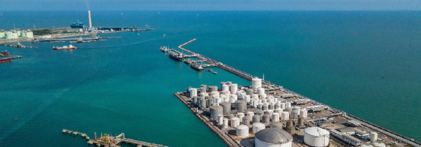 Loadtec Industry Pic Oil Terminal