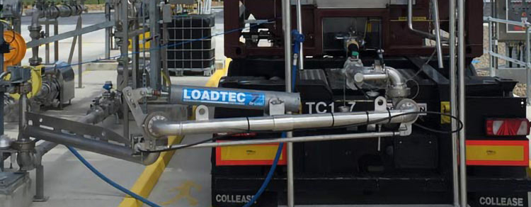 Carbis Loadtec Bottom Loading Arms