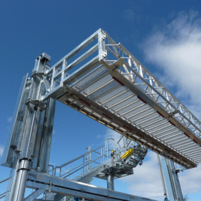 Vertically Elevating Platform Loadtec