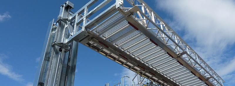 Carbis Loadtec Vertically Elevating Platform Loadtec