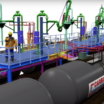 Carbis Loadtec Autoload Loading Arms for Rail Tank Car filling